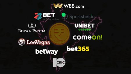 Betting sites which accept INR